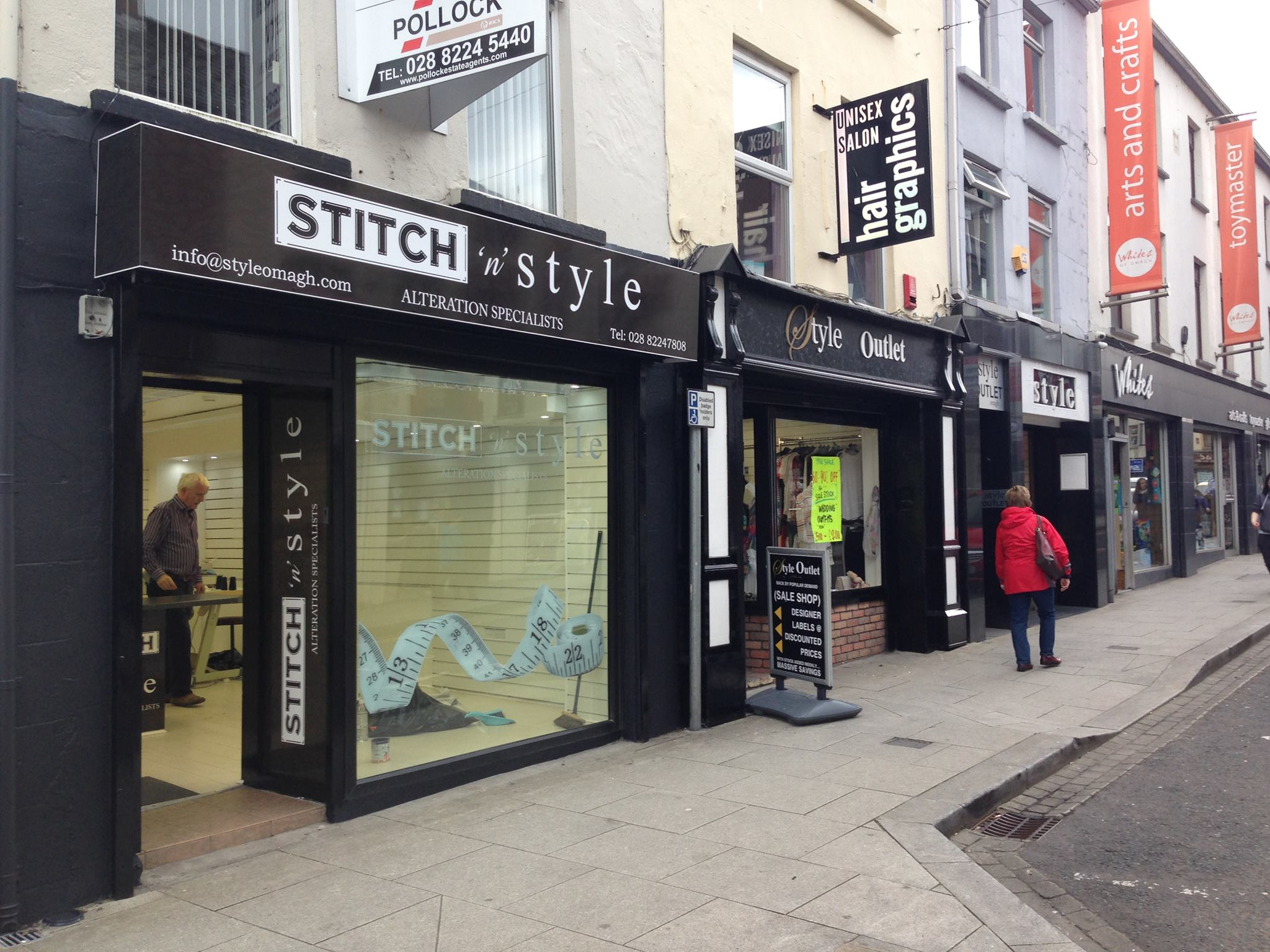 Stitch N Style Omagh